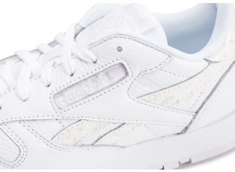 Chaussures Reebok Classic Leather vue dessus