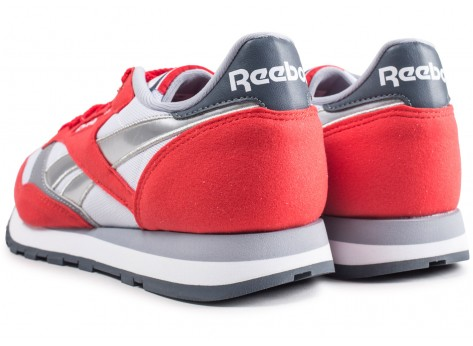 Chaussures Reebok Classic leather Primal Red vue dessous