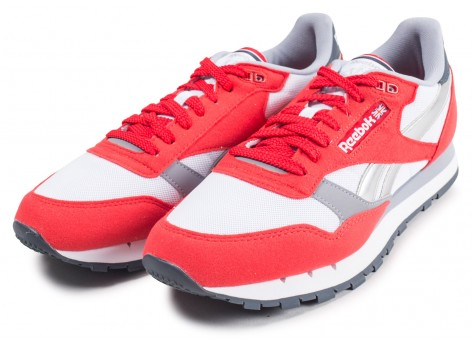 Chaussures Reebok Classic leather Primal Red vue intérieure