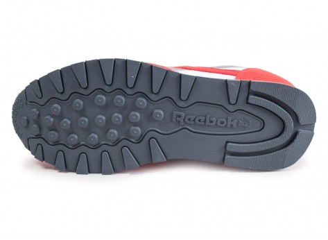 Chaussures Reebok Classic leather Primal Red vue avant