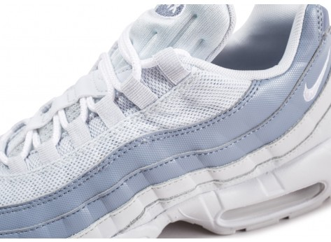 Chaussures Nike Air Max 95 Essential grise vue dessus