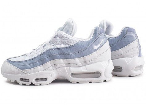 Chaussures Nike Air Max 95 Essential grise vue extérieure
