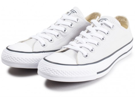 Chaussures Converse Chuck Taylor All Star low grise vue intérieure