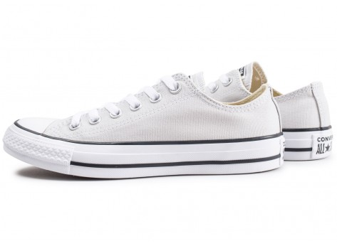 Chaussures Converse Chuck Taylor All Star low grise vue extérieure