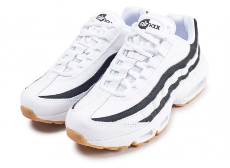 Chaussures Nike Air Max 95 OG Juventus Turin vue intérieure