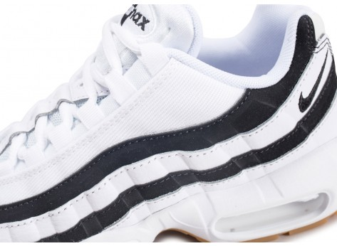 Chaussures Nike Air Max 95 OG Juventus Turin vue dessus