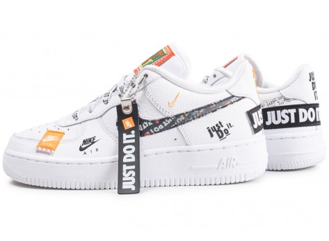 chaussure nike enfant air force 1 just do it