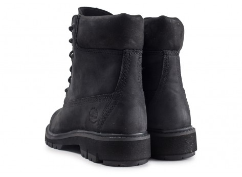 Chaussures Timberland Boots Lucia Way 6 inch noir vue dessous