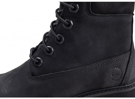 Chaussures Timberland Boots Lucia Way 6 inch noir vue dessus