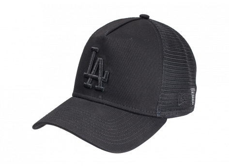 Casquettes New Era Casquette Trucker League New York noire