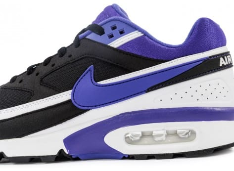pretty nice 3ea08 8ea94 ... where to buy chaussures nike air max bw og persian violet vue dessus  f09a2 846e9