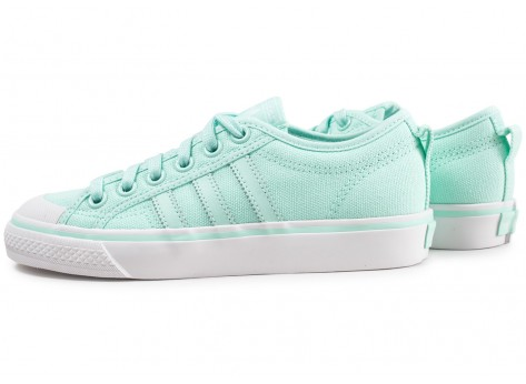 cute best value best value adidas Nizza verte menthe femme