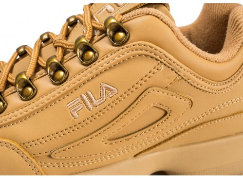 Chaussures Fila Disruptor Clay Low femme vue dessus