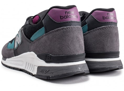 Chaussures New Balance ML840NTC grise vue dessous