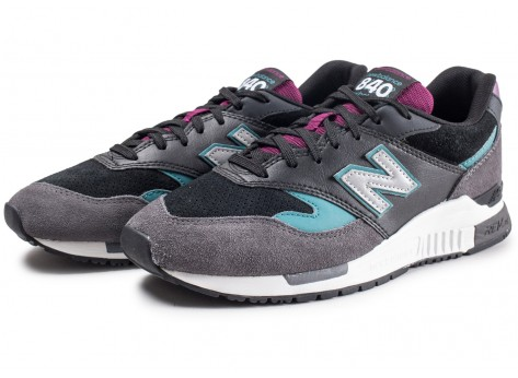 Chaussures New Balance ML840NTC grise vue intérieure