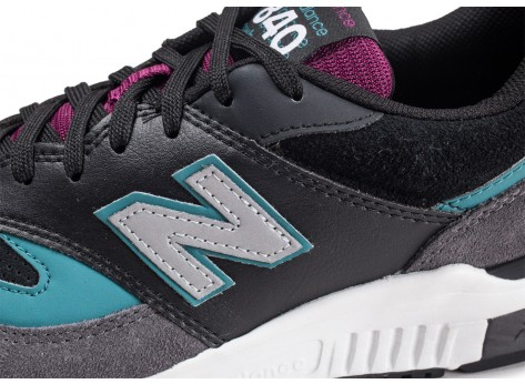Chaussures New Balance ML840NTC grise vue dessus