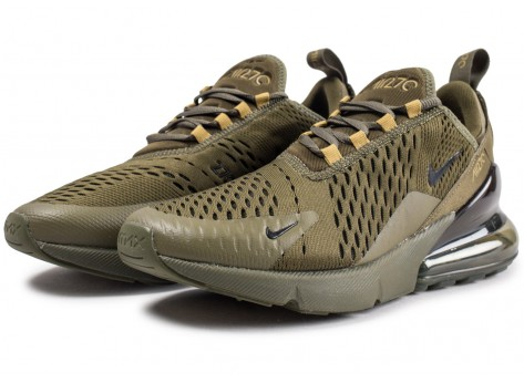 Chaussures Nike Air Max 270 Olive  vue intérieure