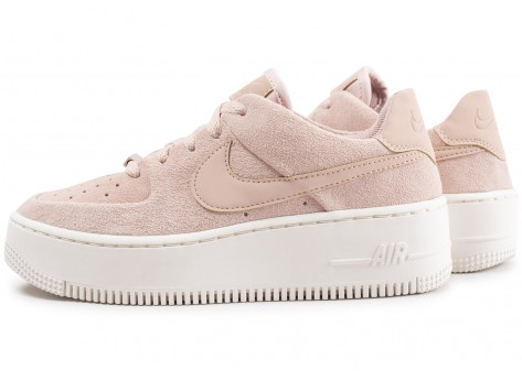 nike air force 1 femme rose