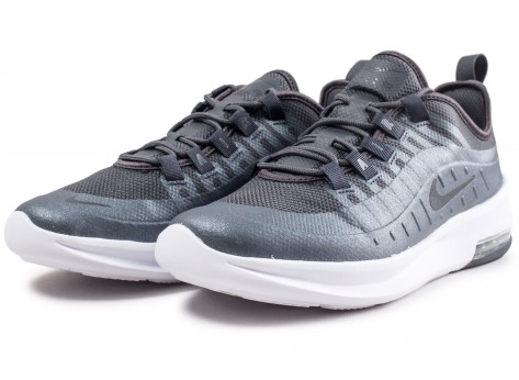 Chaussures Nike Air Max Axis SE anthracite junior vue intérieure