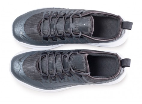 Chaussures Nike Air Max Axis SE anthracite junior vue arrière