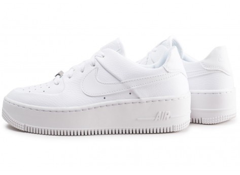 air force 1 sage blanche