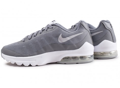 Chaussures Nike Air Max Invigor GS anthracite junior vue extérieure