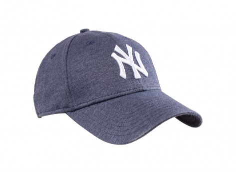 Casquettes New Era Casquette 9/40 MLB League New York bleu marine