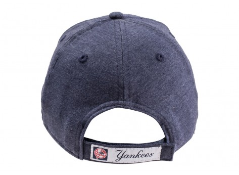 Casquettes New Era Casquette Winter New York Yankees bleu marine enfant