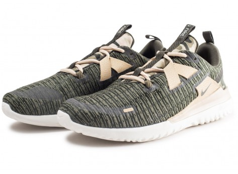 Chaussures Nike Renew Arena Camo  vue intérieure