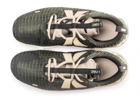 Chaussures Nike Renew Arena Camo  vue arrière