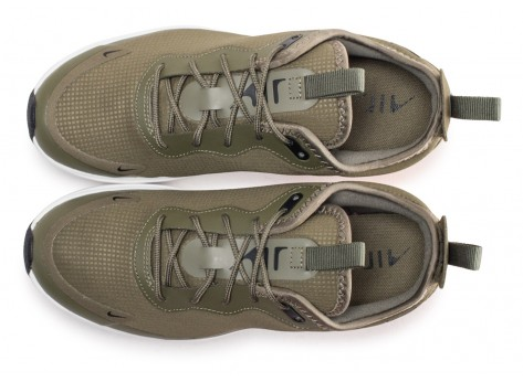 Chaussures Nike Air Max Dia Olive femme vue arrière