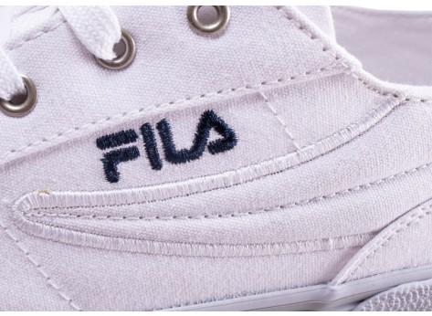 Chaussures Fila Sparks Low blanc vue dessus