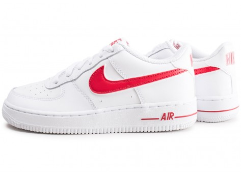 basket nike air force 1 low blanc