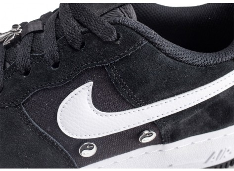 Chaussures Nike Air Force 1 LV8 Have a Nike Day junior vue dessus
