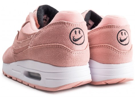 Chaussures Nike Air Max 1 Have a Nike Day Corail junior vue dessous