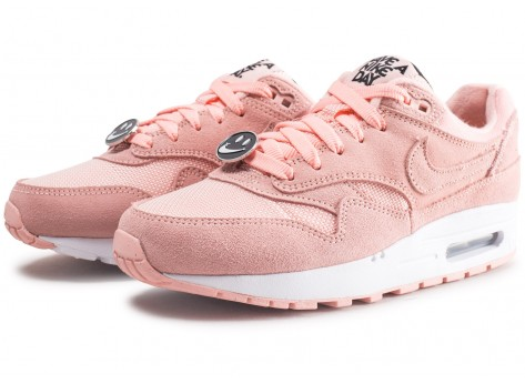 Chaussures Nike Air Max 1 Have a Nike Day Corail junior vue intérieure