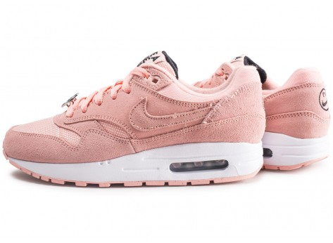 Chaussures Nike Air Max 1 Have a Nike Day Corail junior vue extérieure