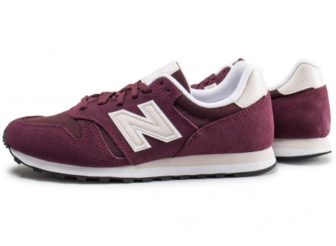 Conception innovante 2faac c5ef5 New Balance WL373PWP bordeaux femme