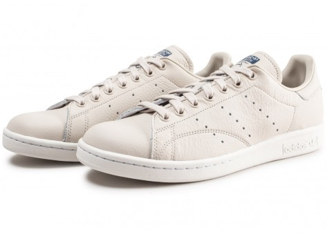 Chaussures adidas Stan Smith Club beige vue intérieure