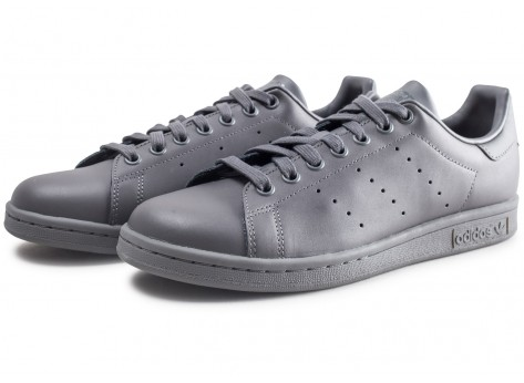 Chaussures adidas Stan Smith grise  vue intérieure
