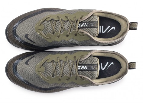 Chaussures Nike Air Max Sequent 4.5 SE Medium Olive vue arrière