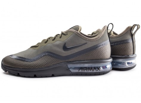 Chaussures Nike Air Max Sequent 4.5 SE Medium Olive vue extérieure