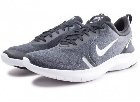 Chaussures Nike Flex Experience RN 8 anthracite vue intérieure