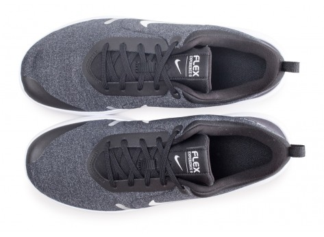 Chaussures Nike Flex Experience RN 8 anthracite vue arrière