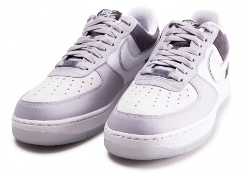 Chaussures Nike Air Force 1 '07 LV8 2 Multiple grey vue intérieure