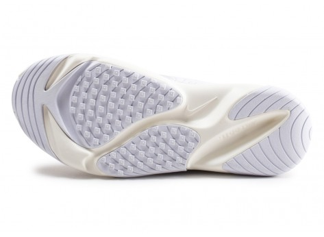 Chaussures Nike Zoom 2K blanche vue avant