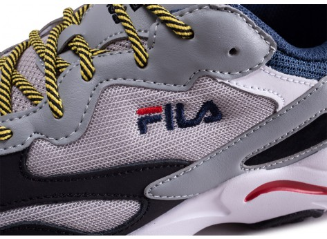 Chaussures Fila Ray Tracer gris  vue dessus