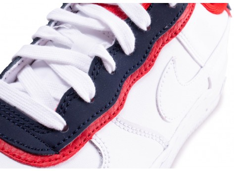 Chaussures Nike Air Force 1 LV8 Double junior vue dessus