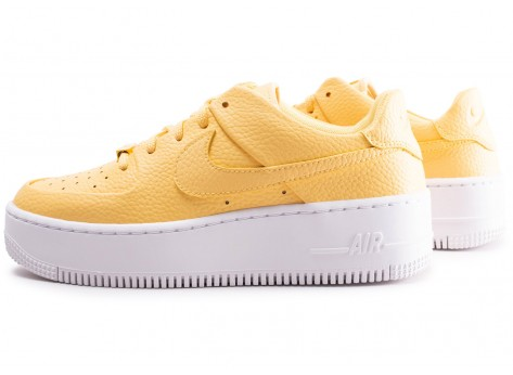 air force 1 homme gold