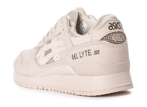 competitive price 0b477 3644a ... Chaussures Asics Gel Lyte III Whisper Pink vue arrière ...